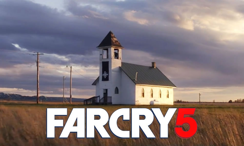 Far Cry 5: smentita l'epoca western dall'artwork principale
