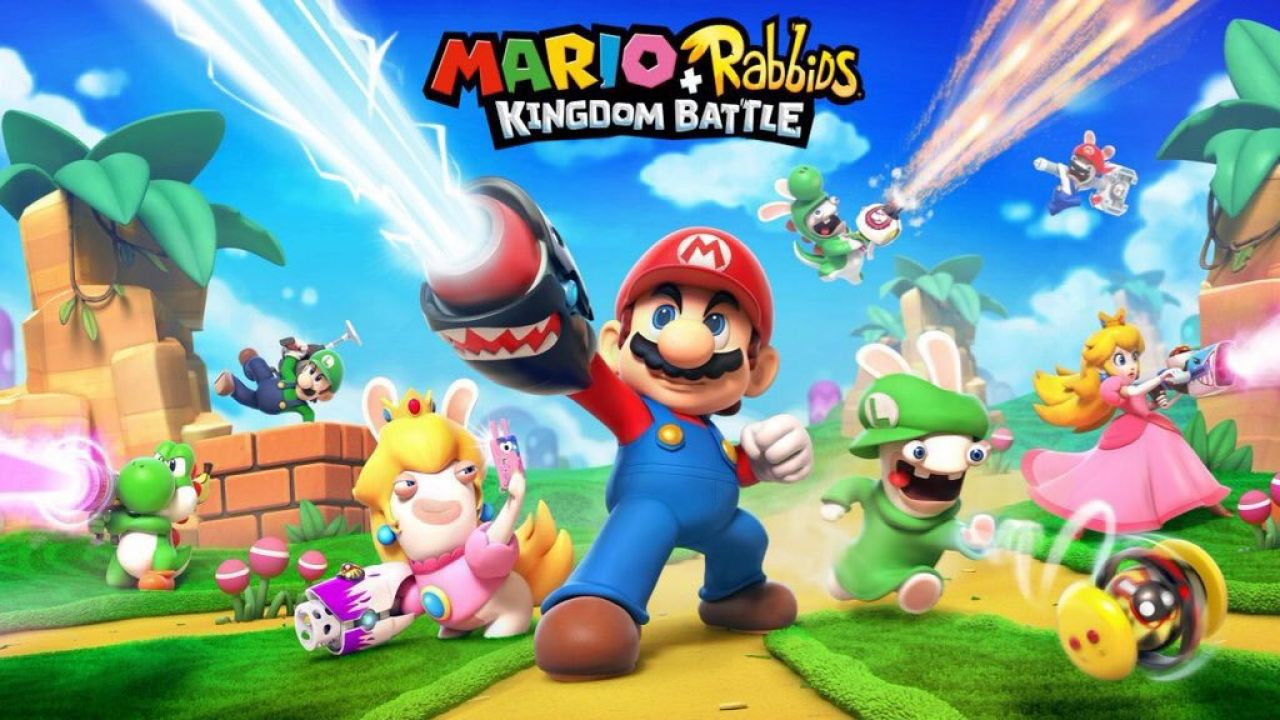 Mario + Rabbids: Kingdom Battle Hands-On