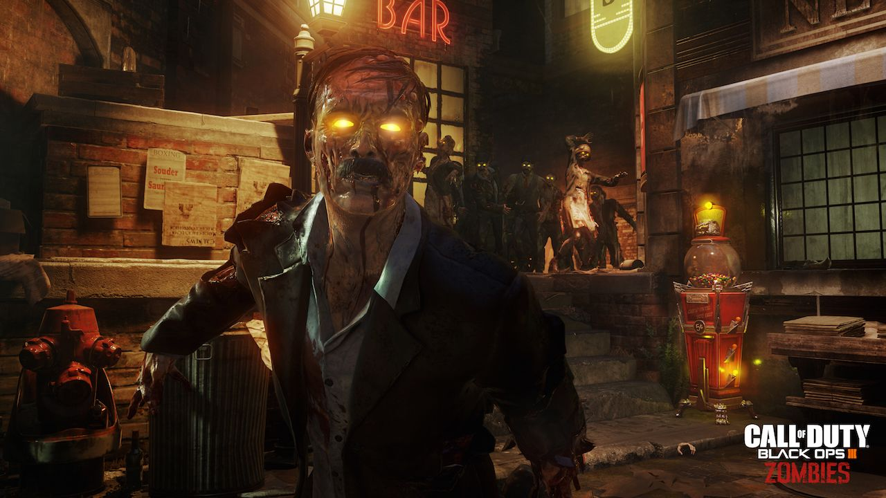 Call of Duty Black Ops III: Zombies Chronicles