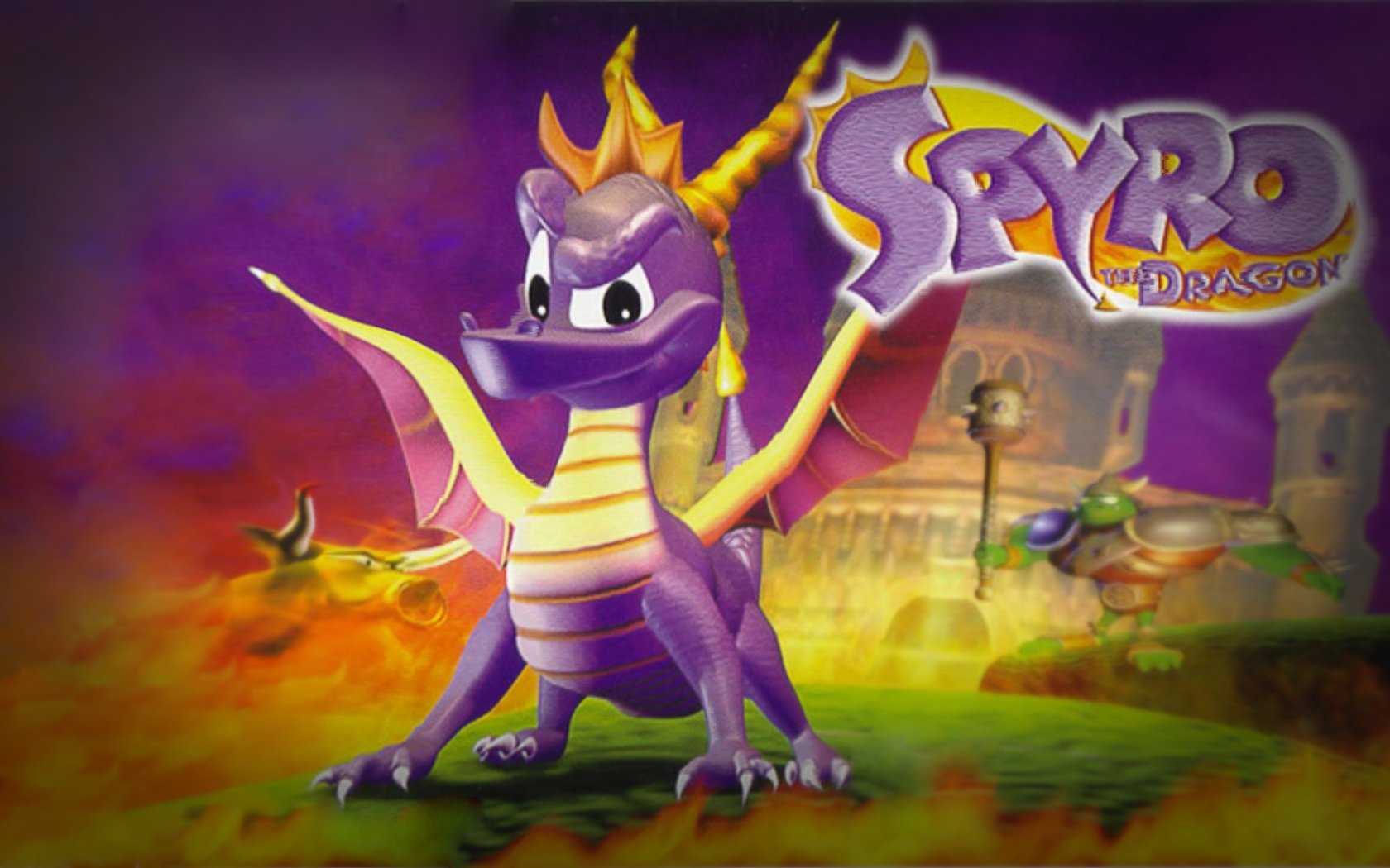 In arrivo una remastered di Spyro su PS4?