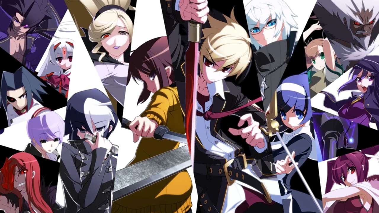 Under Night In-Birth Exe:Late[est]