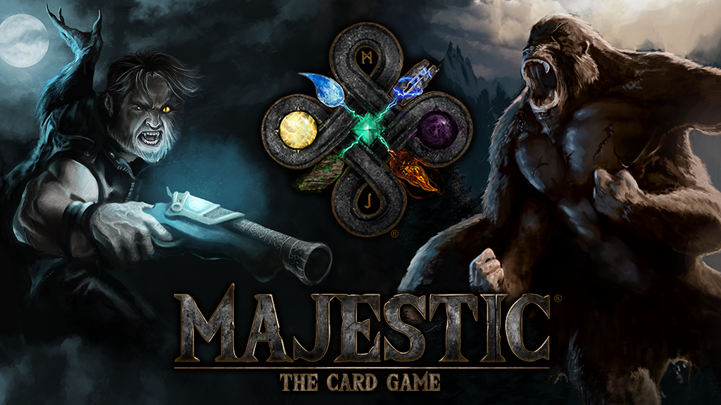 Majestic the Card Game