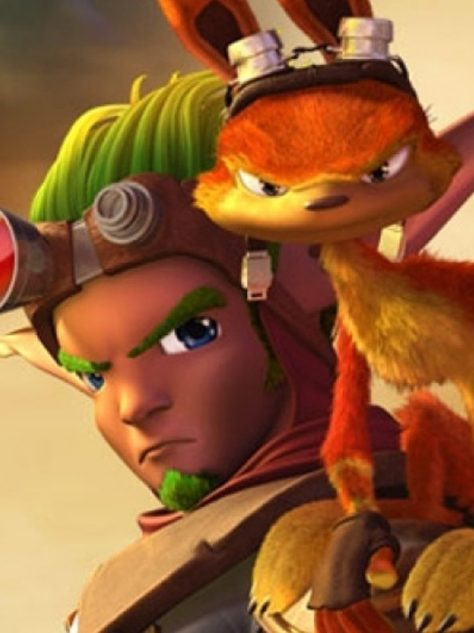 Jak and Daxter 01