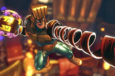 ARMS Max Brass