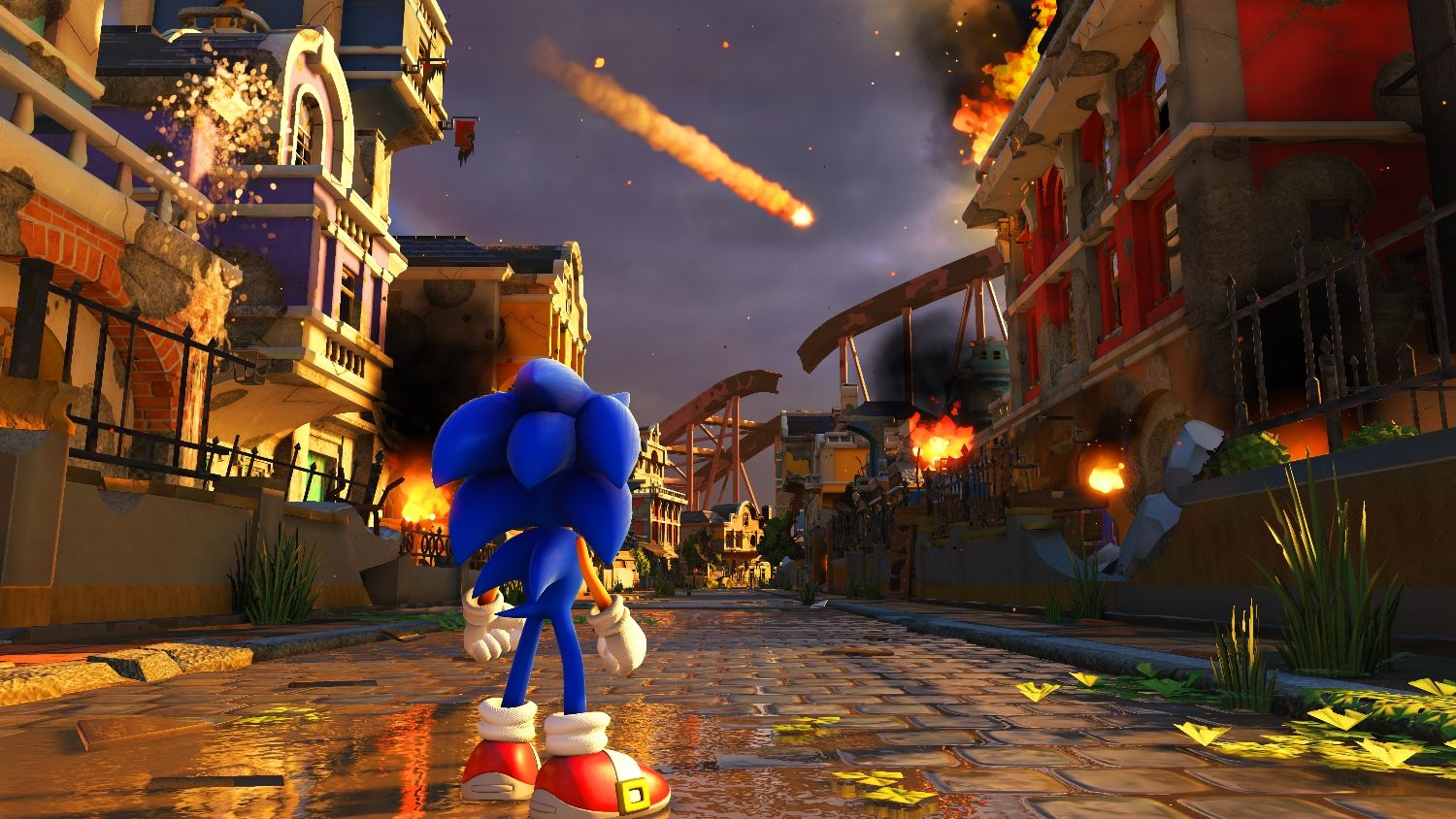 [Gamescom 2017] Sonic Forces Hands On
