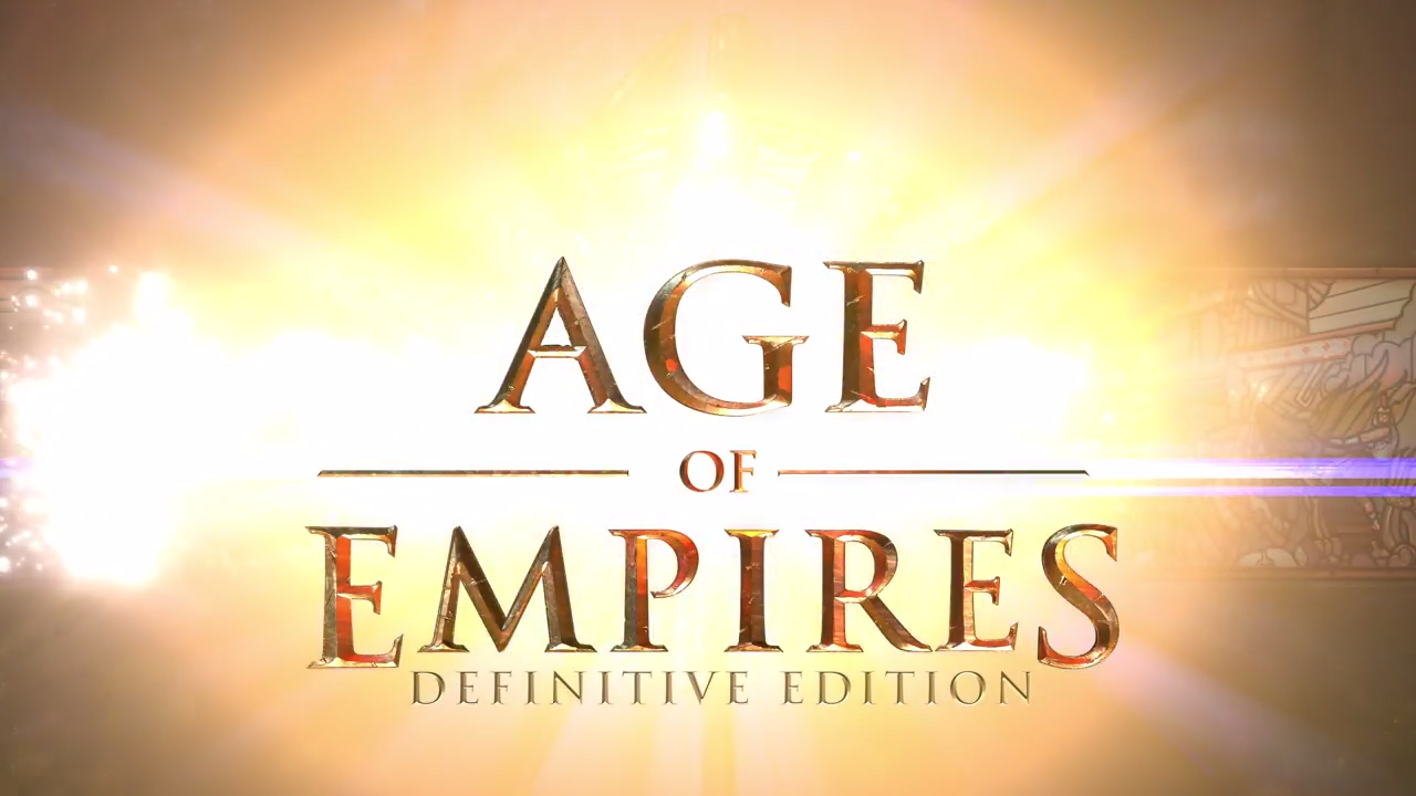 Age of Empires Definitive Edition