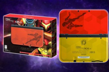 New Nintendo 3DS XL: Samus Edition