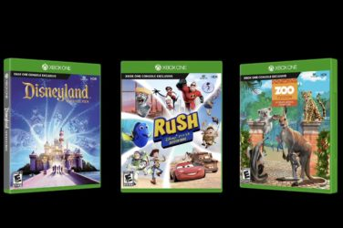 Serie Kinect