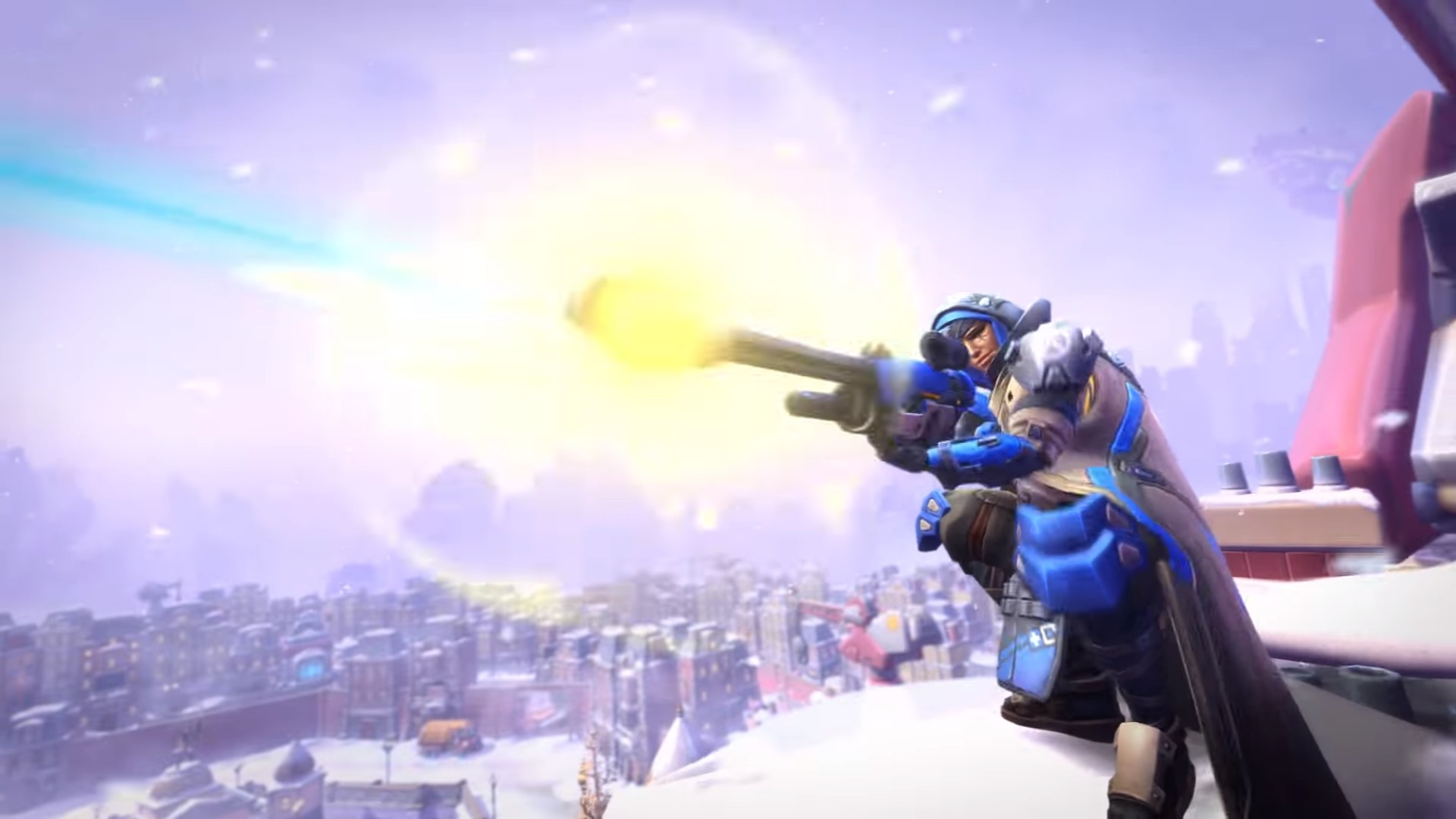 Heroes of the storm Ana