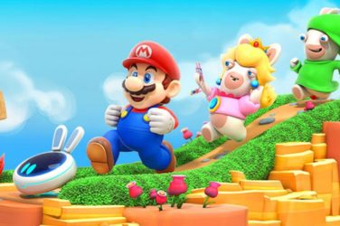 Mario + Rabbids Kingdom Battle 01
