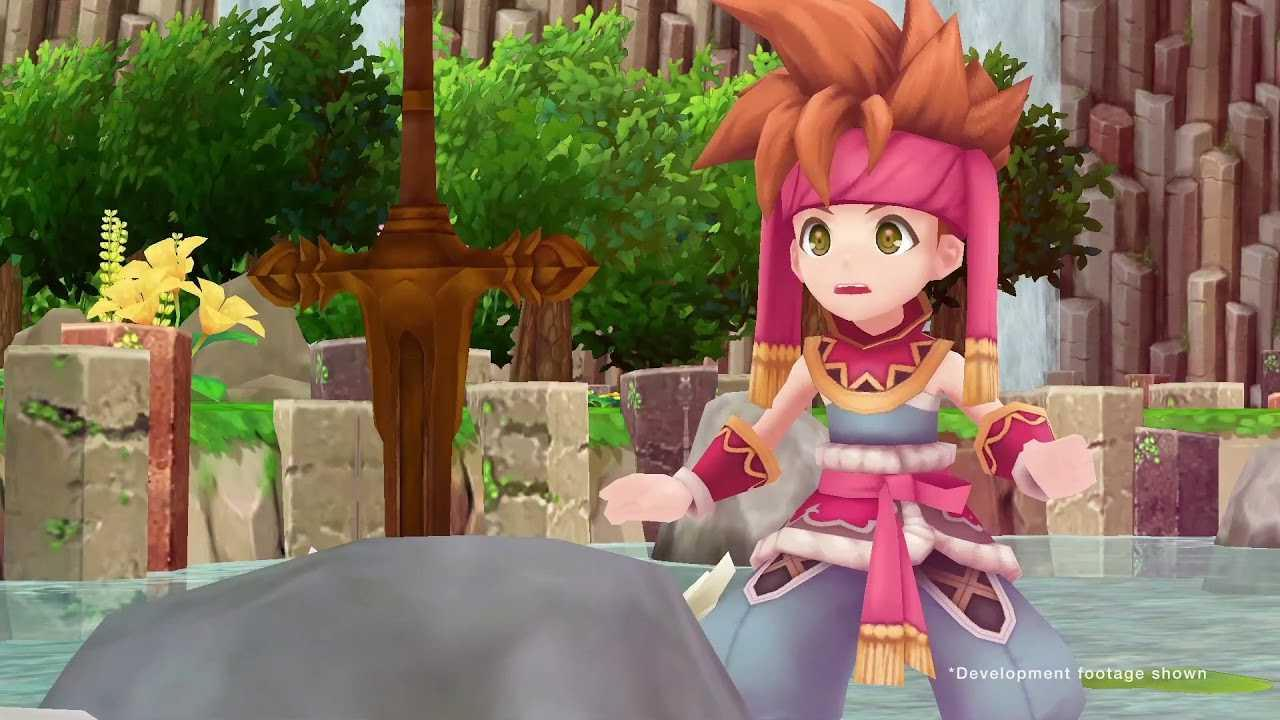 Secret of Mana: si pensa al remake anche per Switch