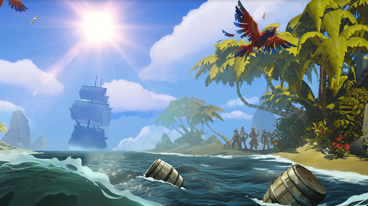 Sea of Thieves: disponibile l'open beta