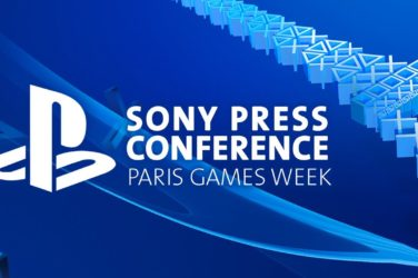 PlayStation Live From Paris Games Week
