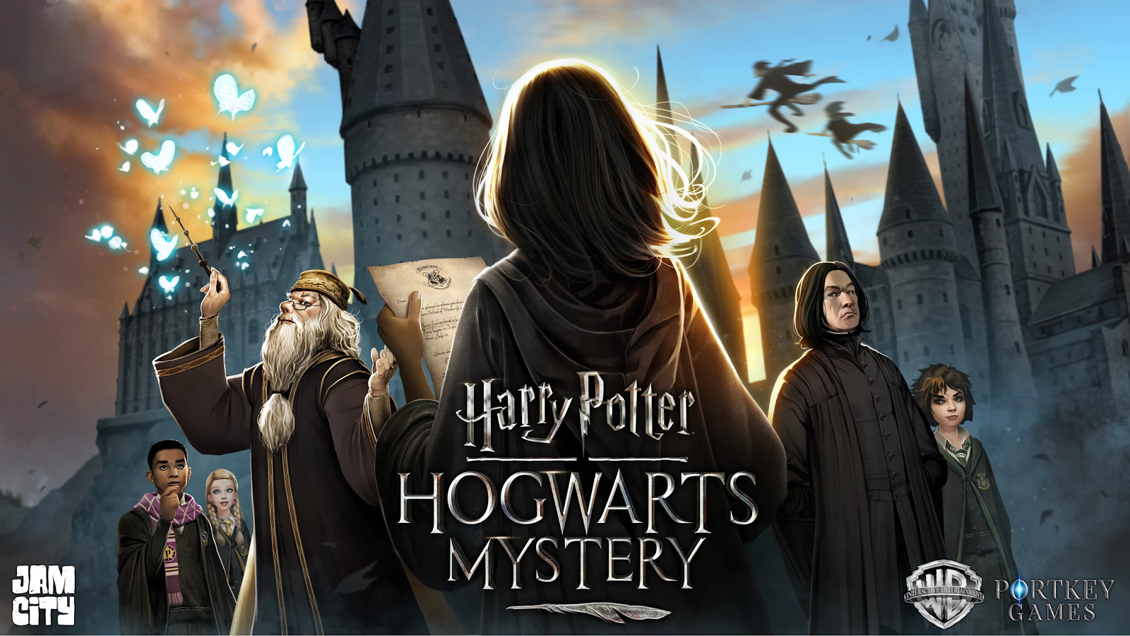 Harry Potter: Hogwarts Mystery, ecco il primo teaser trailer ufficiale