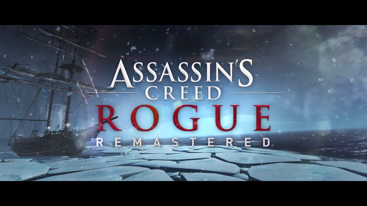 Ubisoft annuncia Assassin's Creed Rogue Remastered