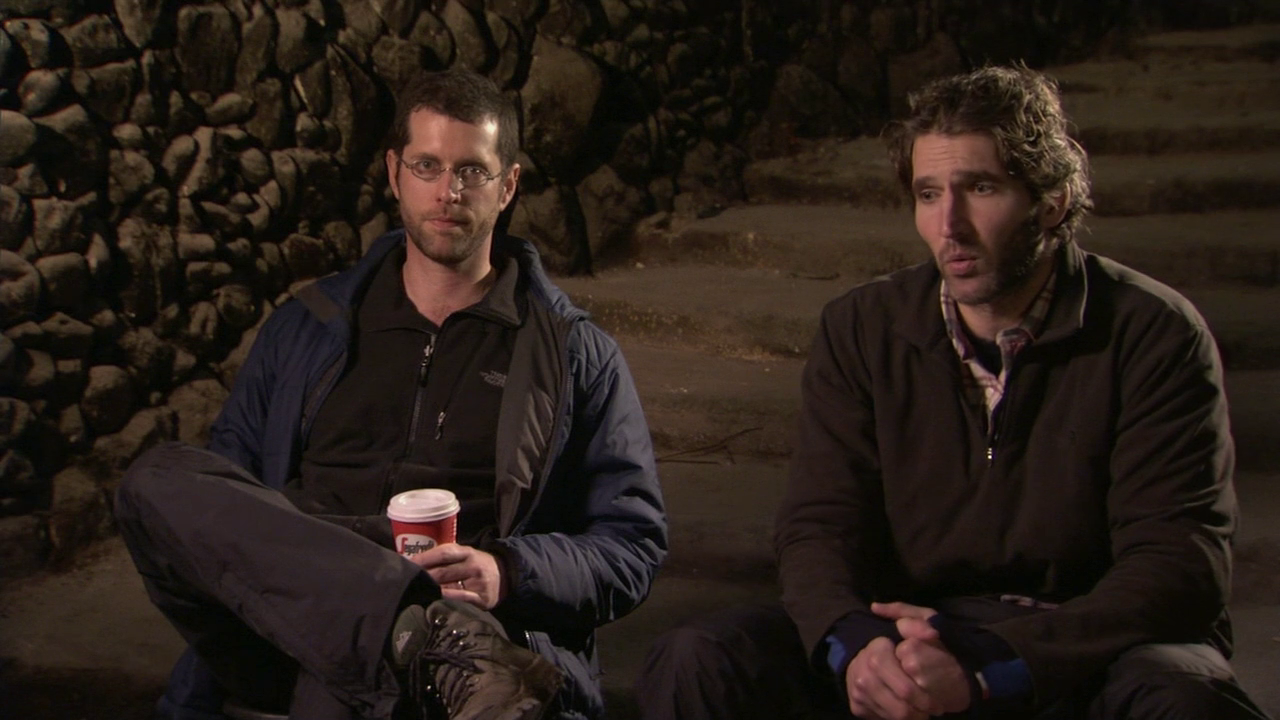David Benioff and D.B. Weiss Star Wars