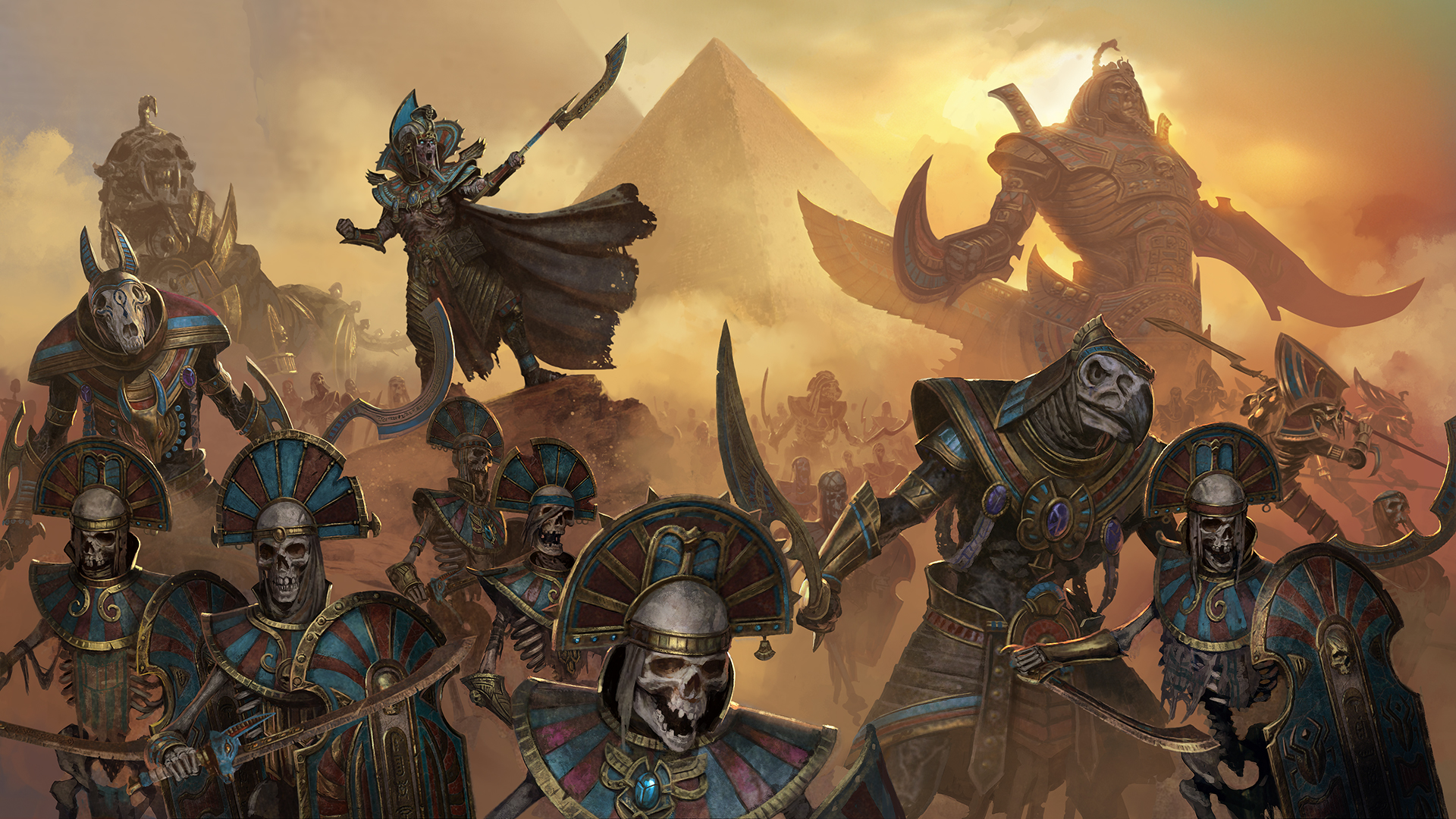 Total War Warhammer II: Rise Of The Tomb Kings – Recensione