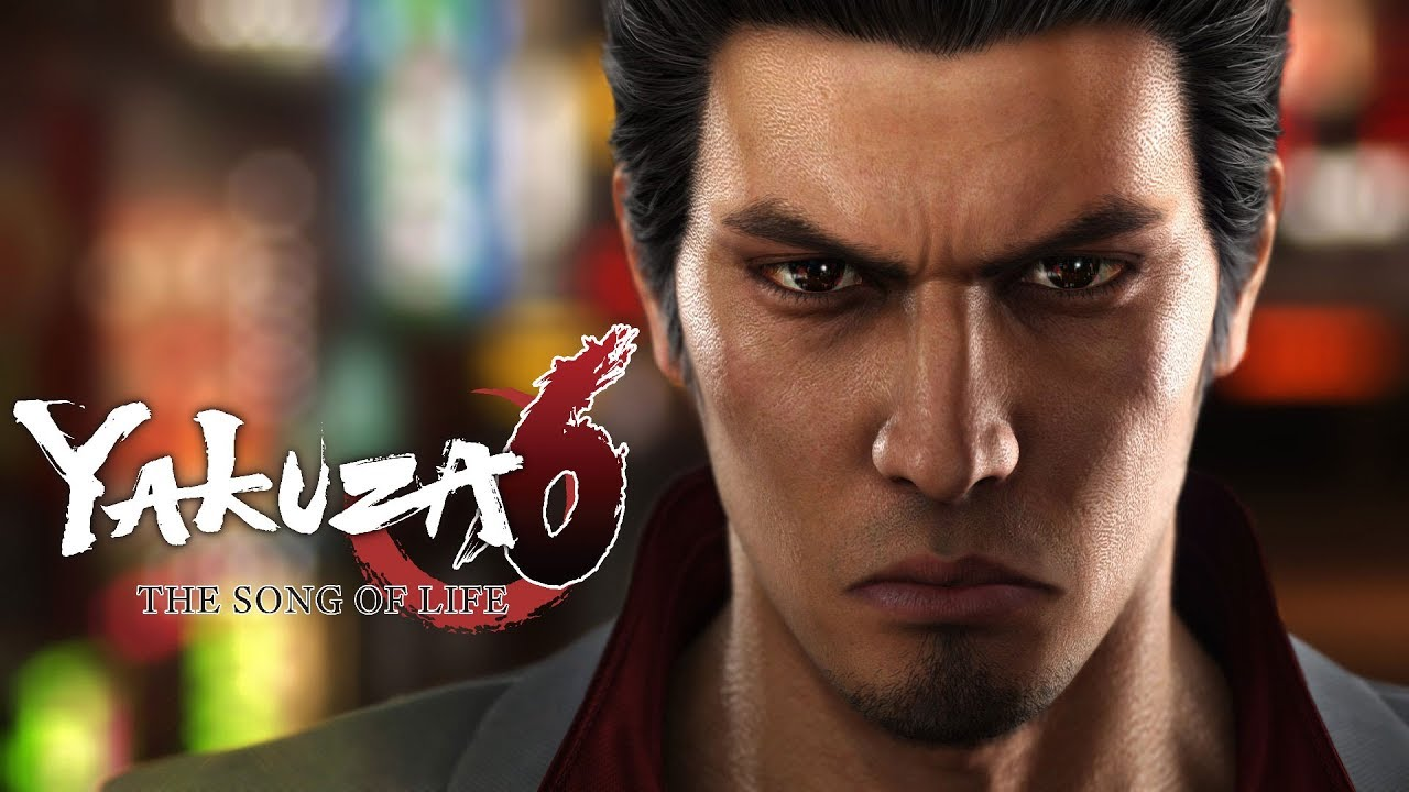 Yakuza 6: The Song of Life gameplay