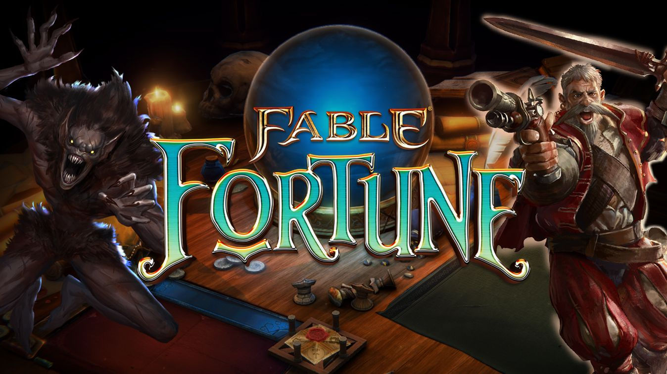 Fable Fortune: disponibile da oggi su PC e Xbox One