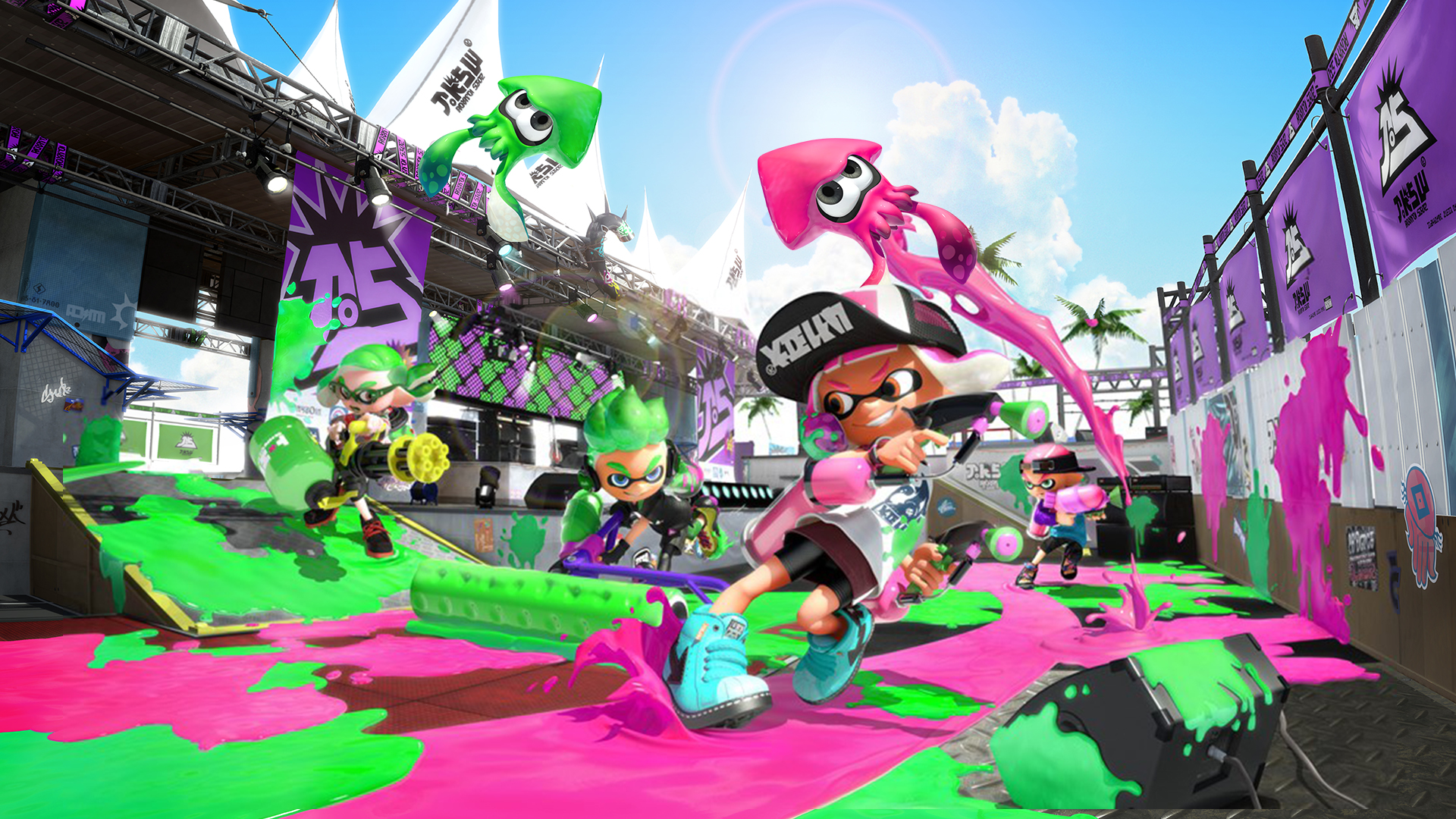 Splatoon 2: il primo DLC sarà una storia single player!