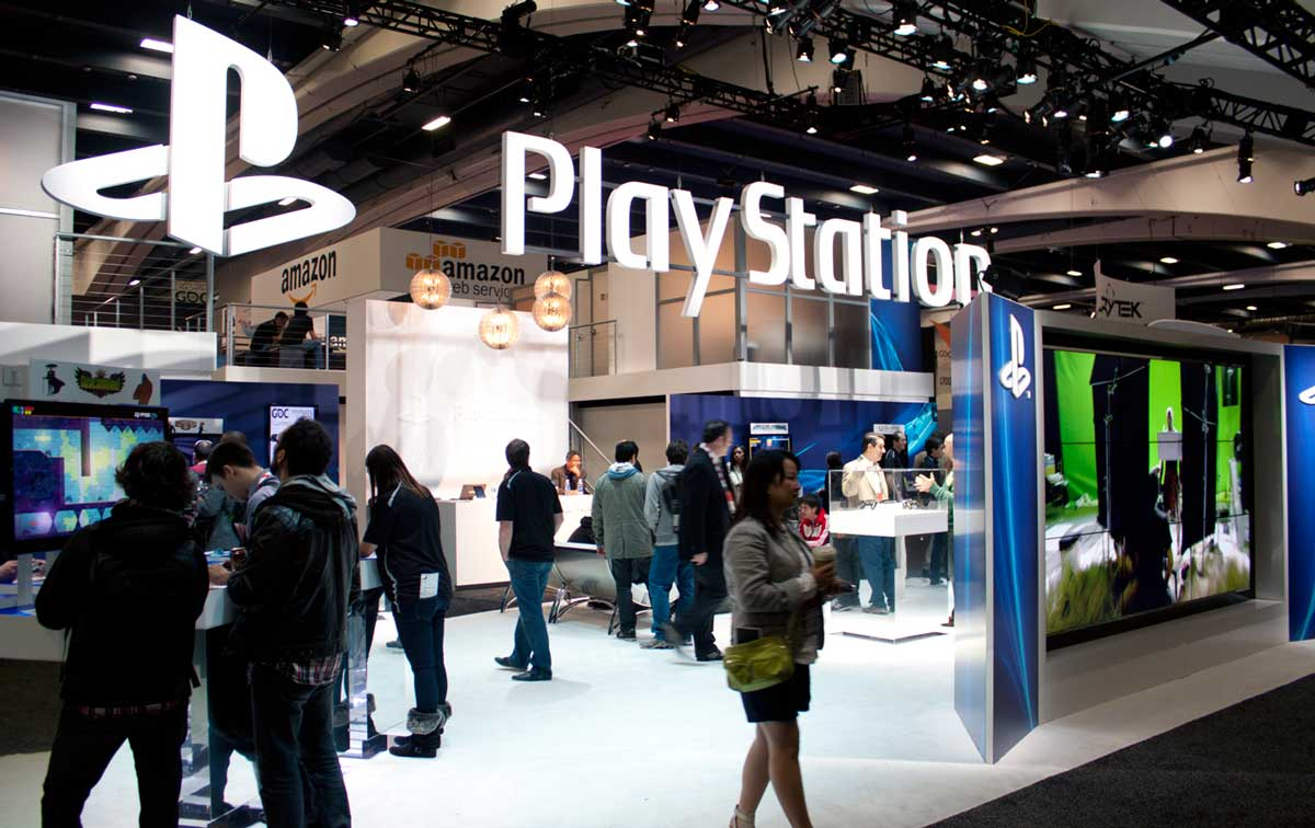 Game Developers Conference Sony