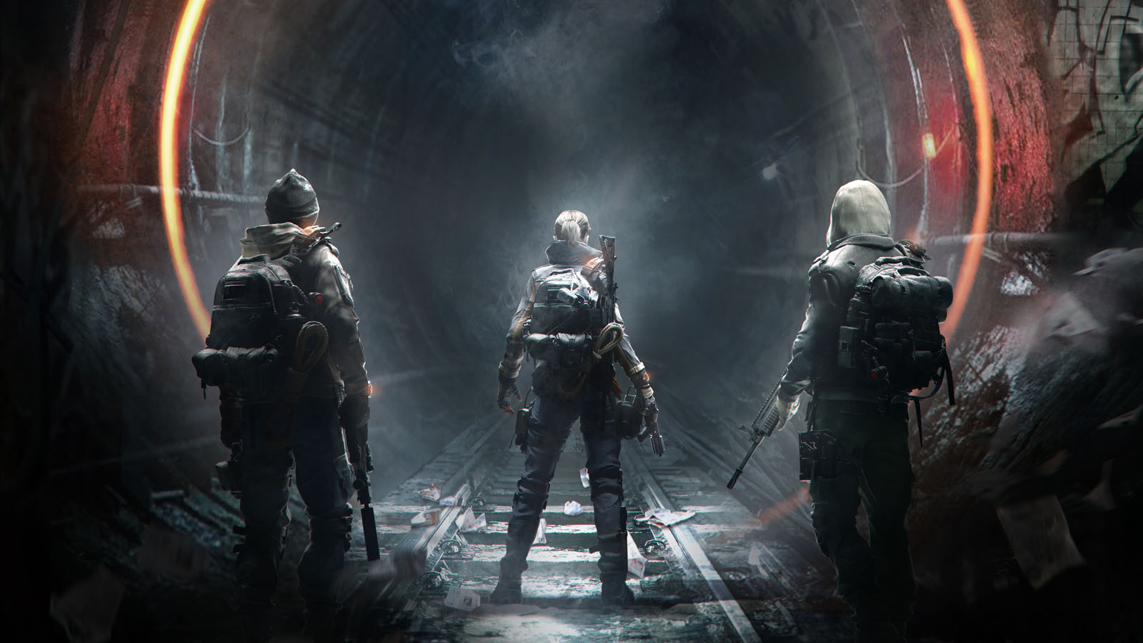 Tom Clancy The Division  Builds