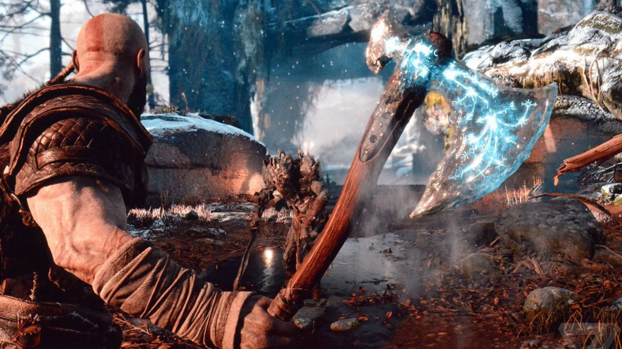 God of War | Kratos e Atreus allo Stadio Olimpico!