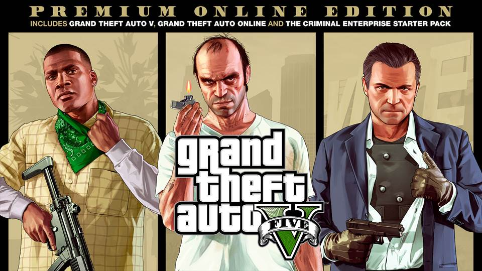 Disponibile la Grand Theft Auto V Premium Online Edition 8