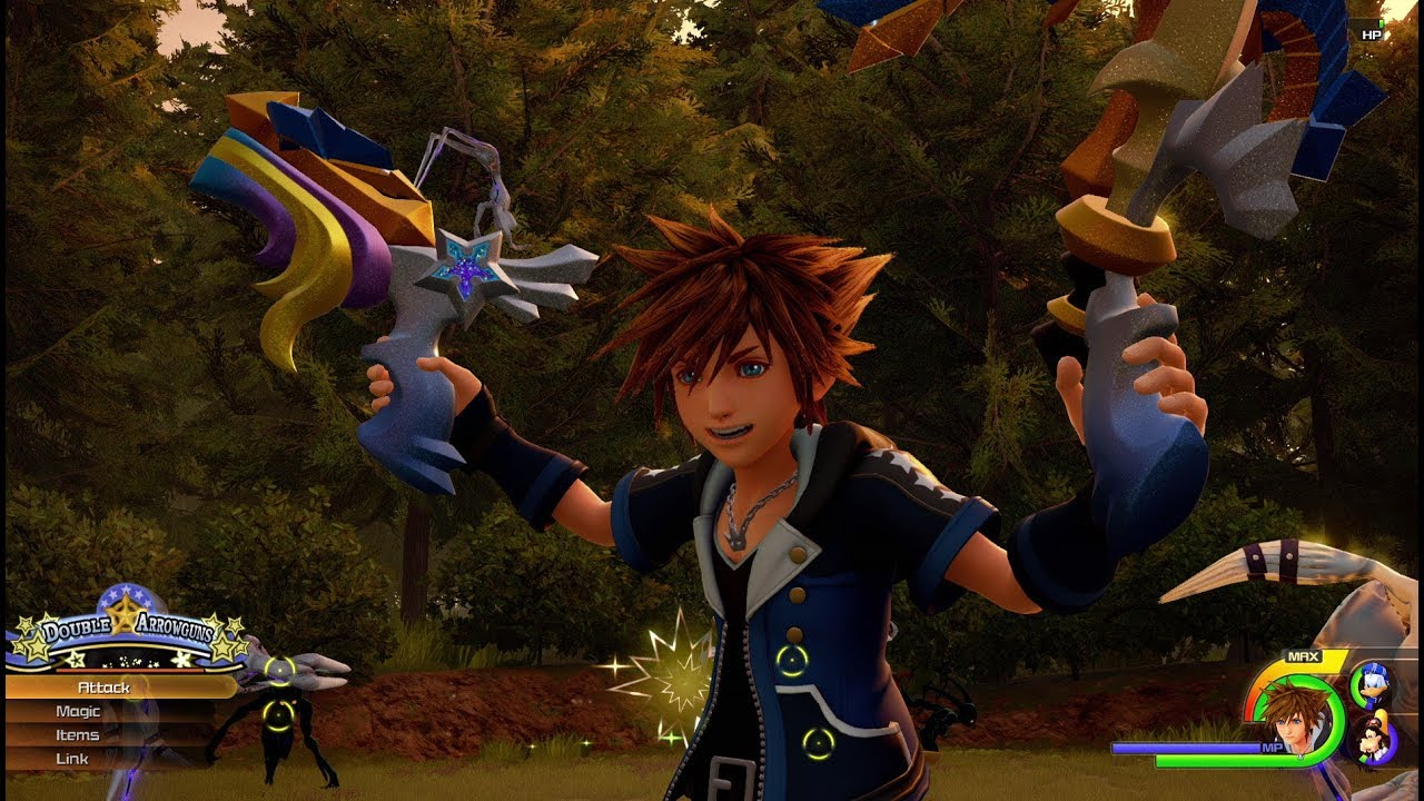 E3 2018: nuovo trailer per Kingdom Hearts III