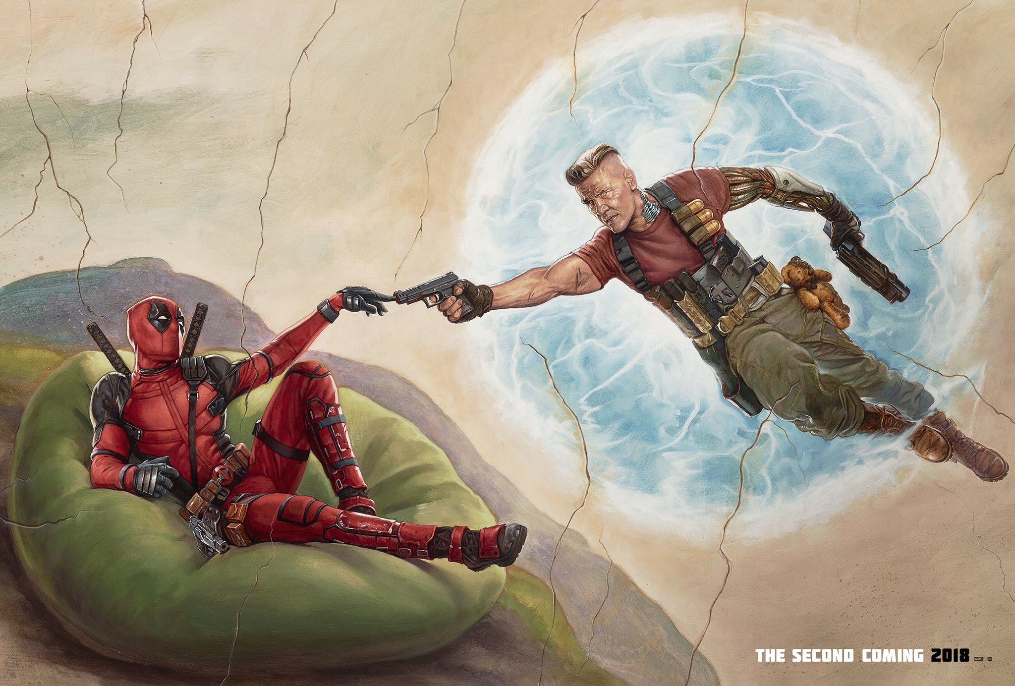 Deadpool 2 in lingua originale arriva al cinema
