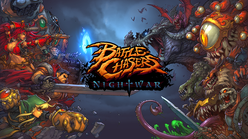 Battle Chasers: Nightwar si mostra su Nintendo Switch con un video