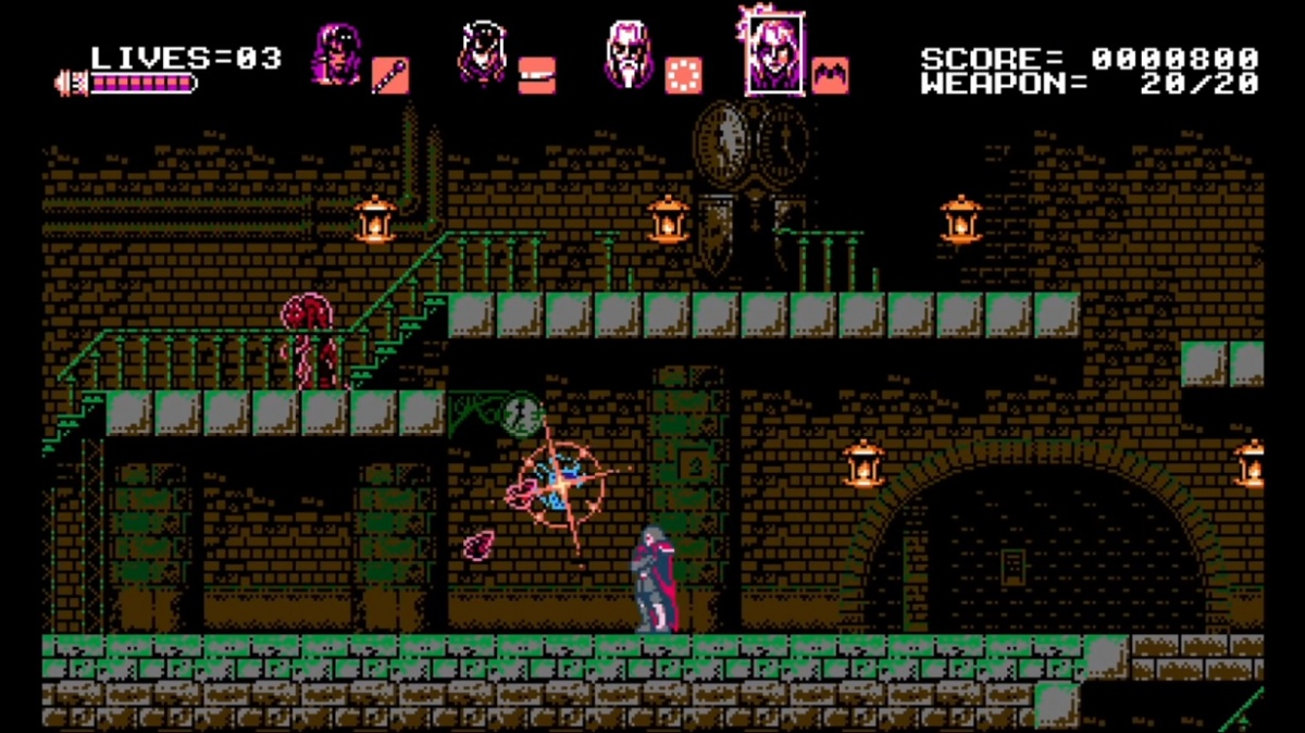 Bloodstained: Curse of the Moon in ritardo su Nintendo 3DS e Xbox One