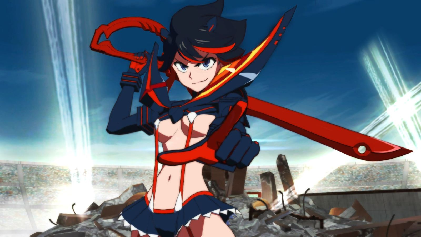 Kill la Kill: The Game si mostra nei primi screenshots