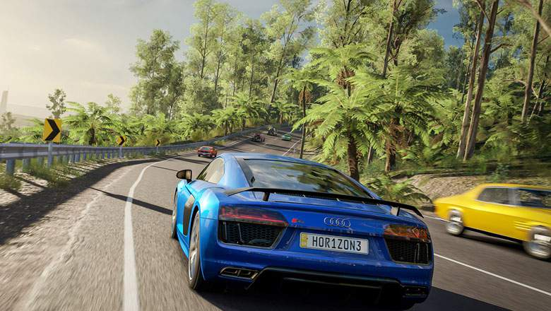 E3 2018: Forza Horizon 4 si mostra in un trailer e un gameplay