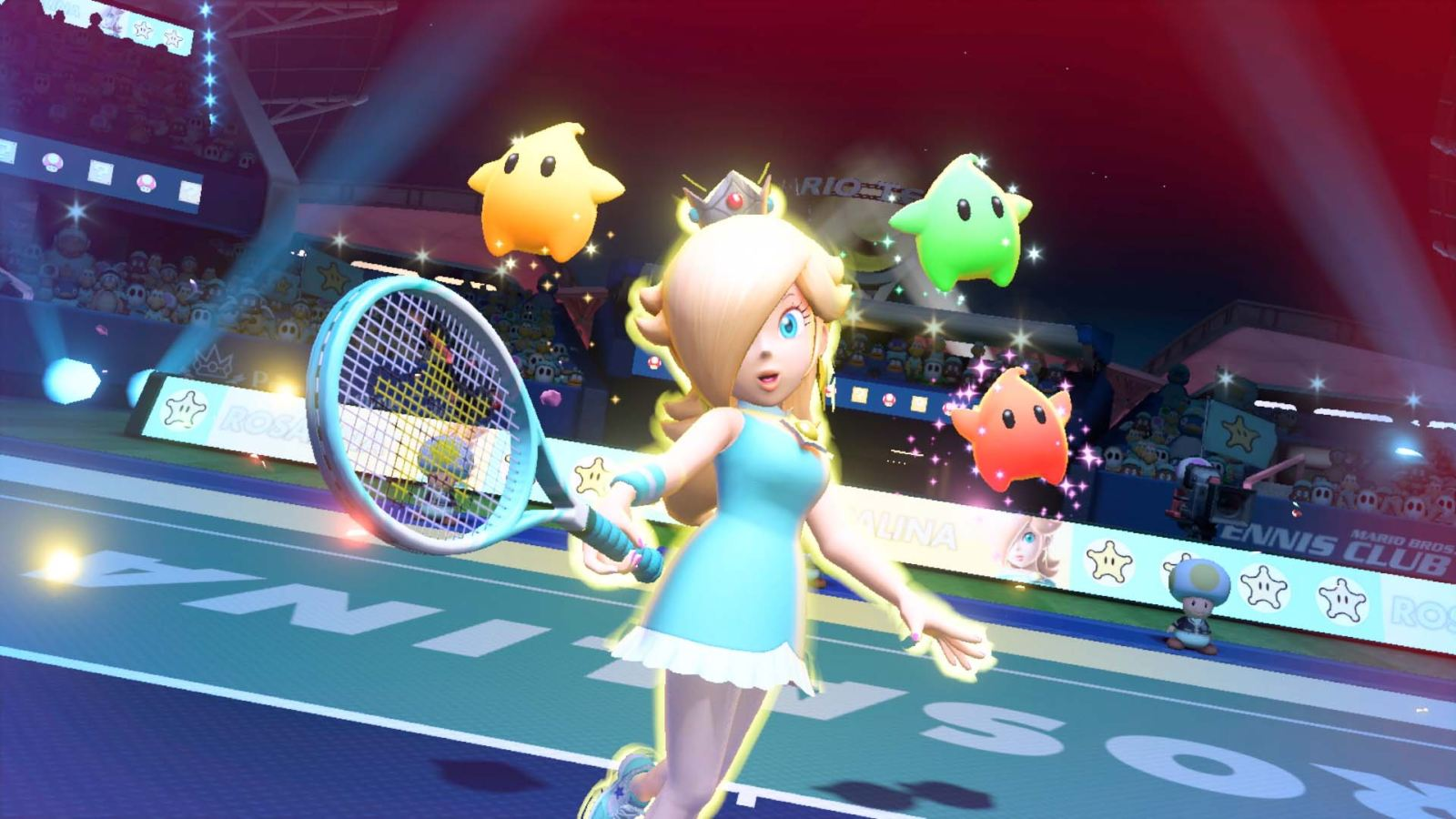 Mario Tennis Aces: in arrivo patch anti Bowser jr.