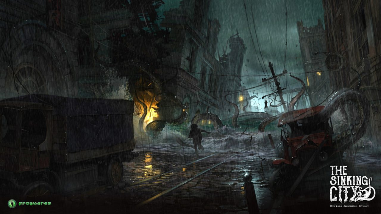 The Sinking City si mostra con un nuovo video gameplay sul canale di Bigben Games