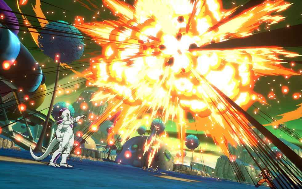 Dragon Ball FighterZ: nuovo trailer della versione Switch