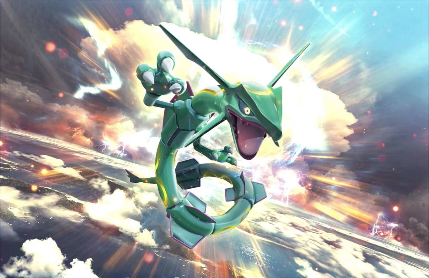 rayquaza-poster