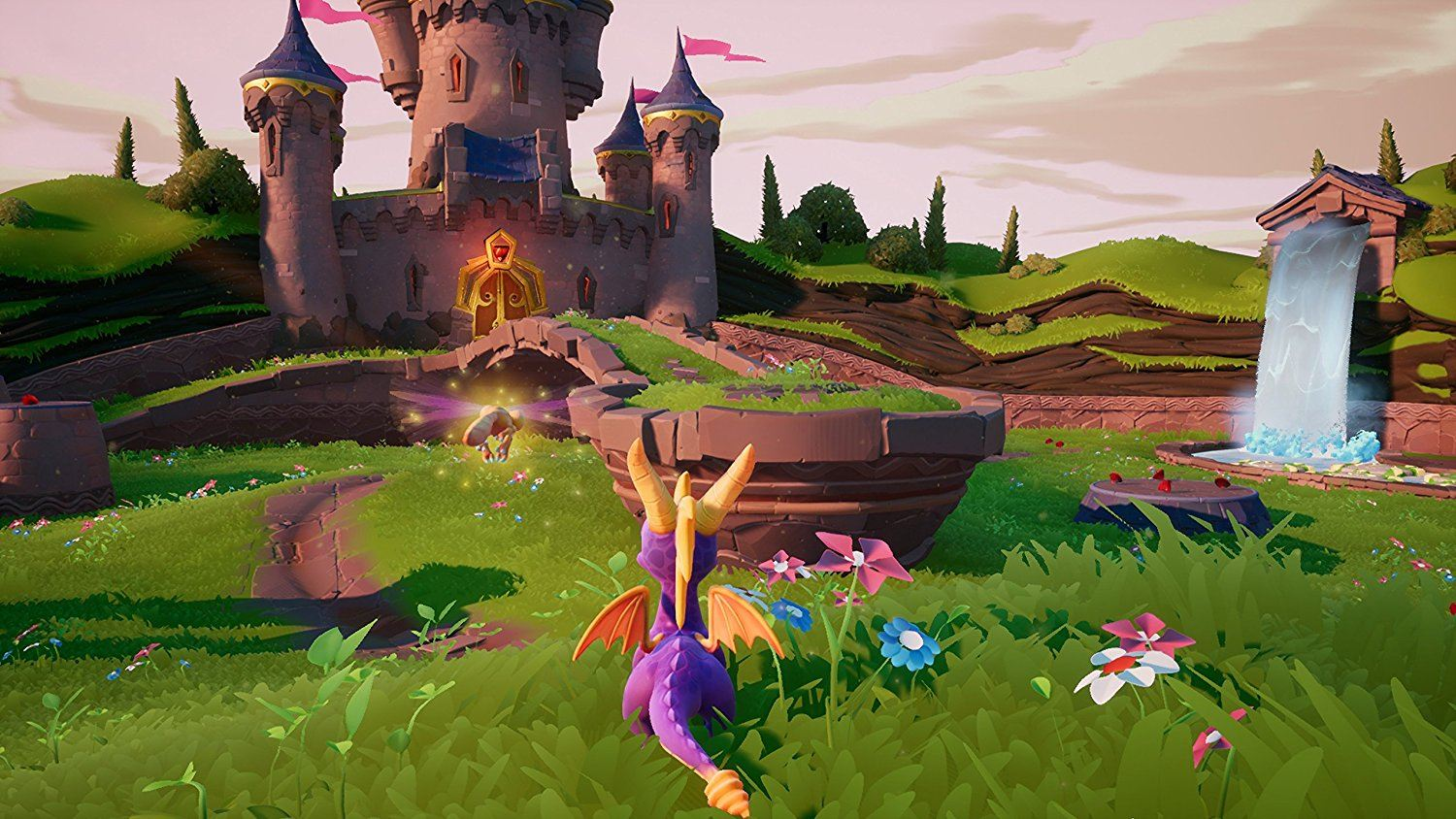 Spyro Reignited Trilogy Remastered