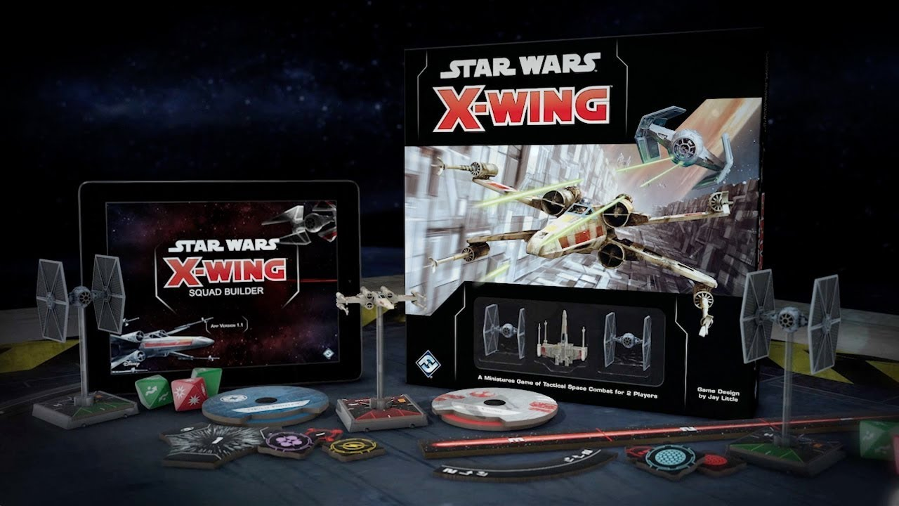 x-wing 2.0 star wars