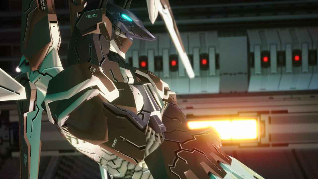 zone of the enders: 2nd runner mars