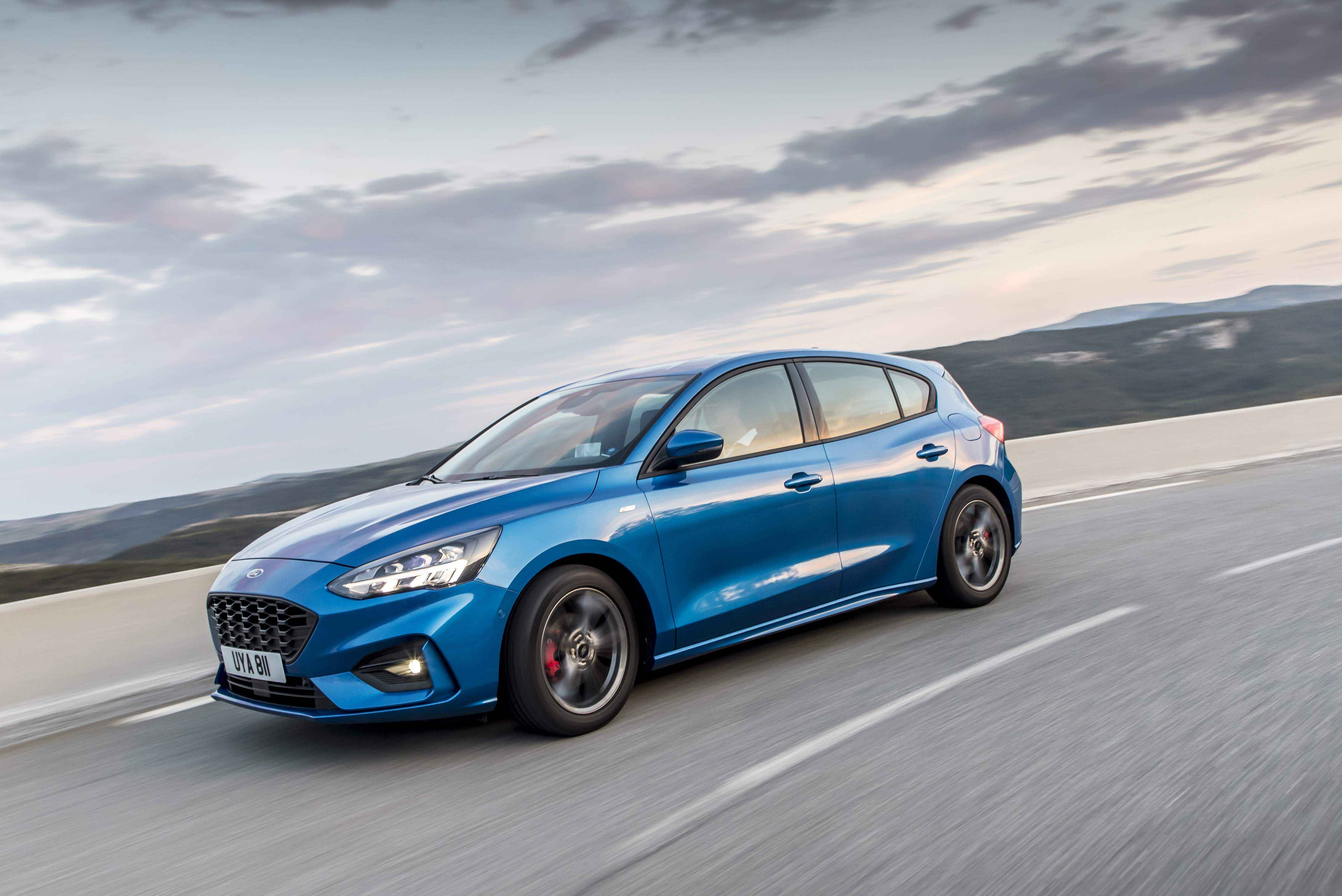 All-new Ford Focus Offers More Space Than Ever for Kids Heading