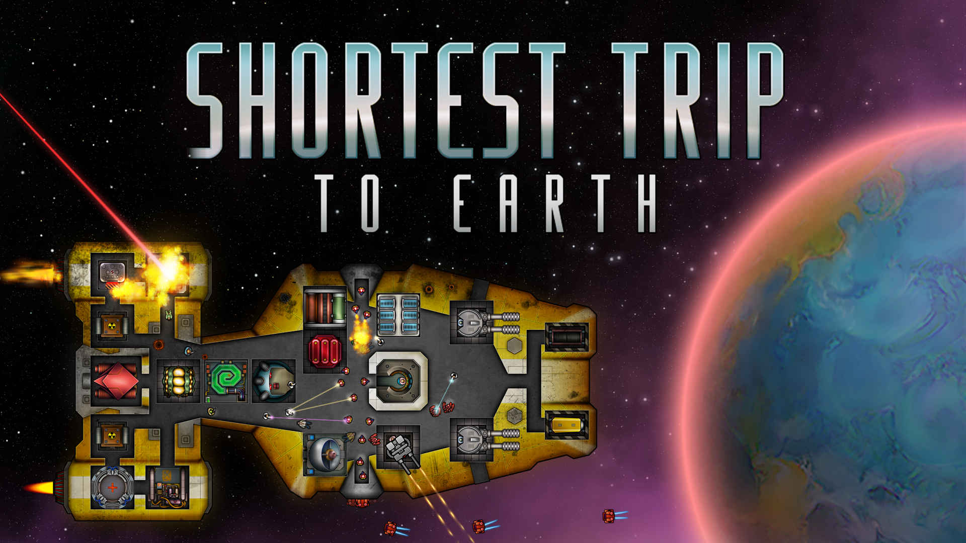 [Gamescom 2018] Shortest Trip to Earth – Provato il nuovo titolo di Iceberg Interactive