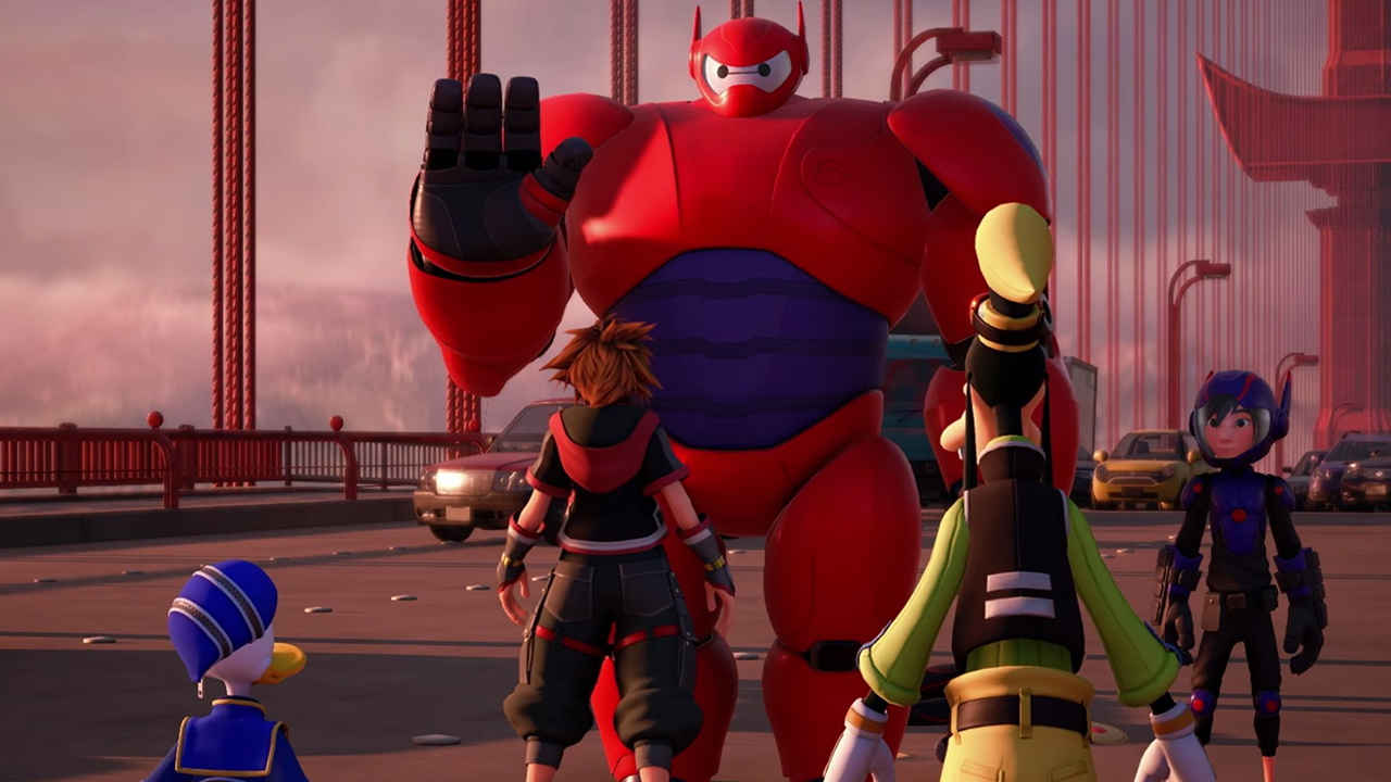 L'opening theme di Kingdom Hearts III è ora disponibile