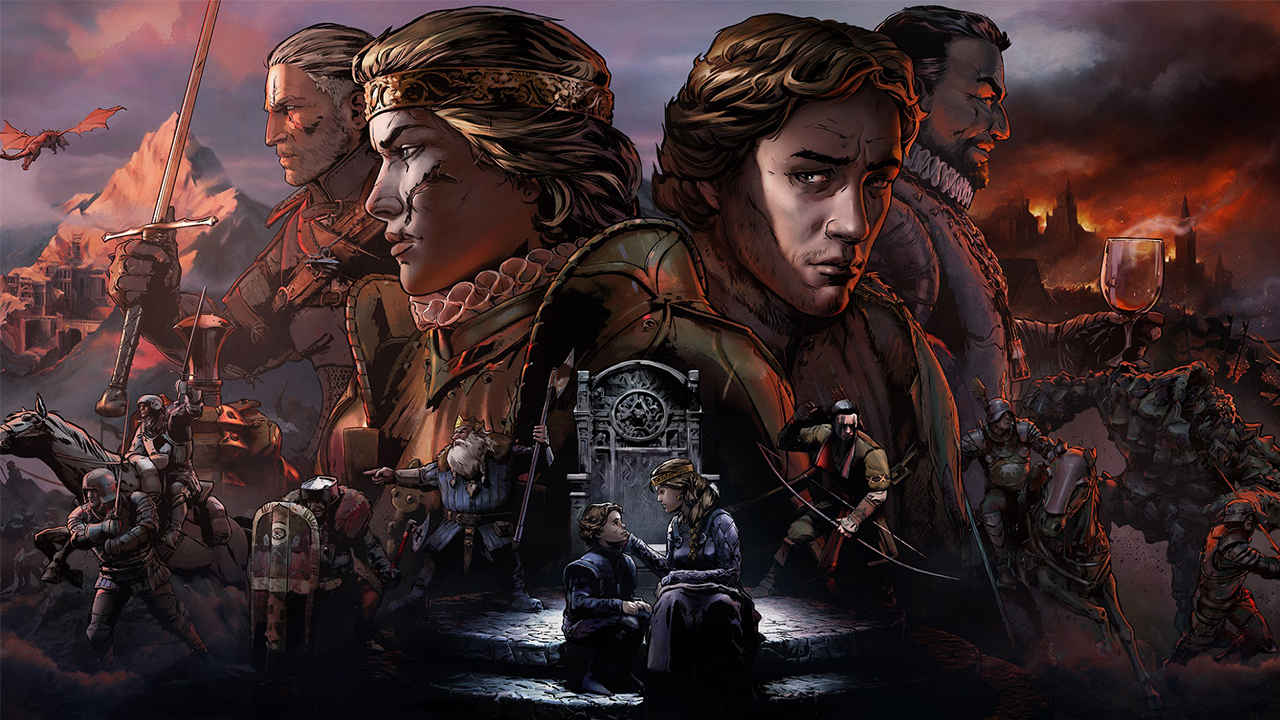 Thronebreaker: The Witcher Tales, finalmente disponibili i pre-order