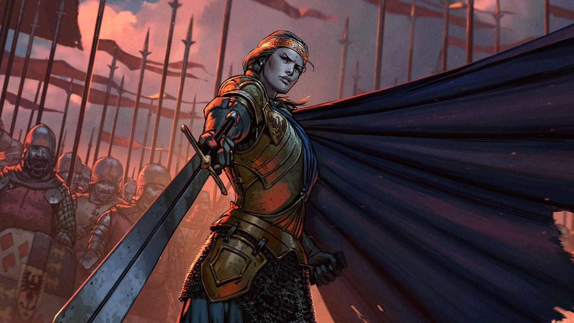 Thronebreaker: The Witcher Tales non arriverà su Nintendo Switch