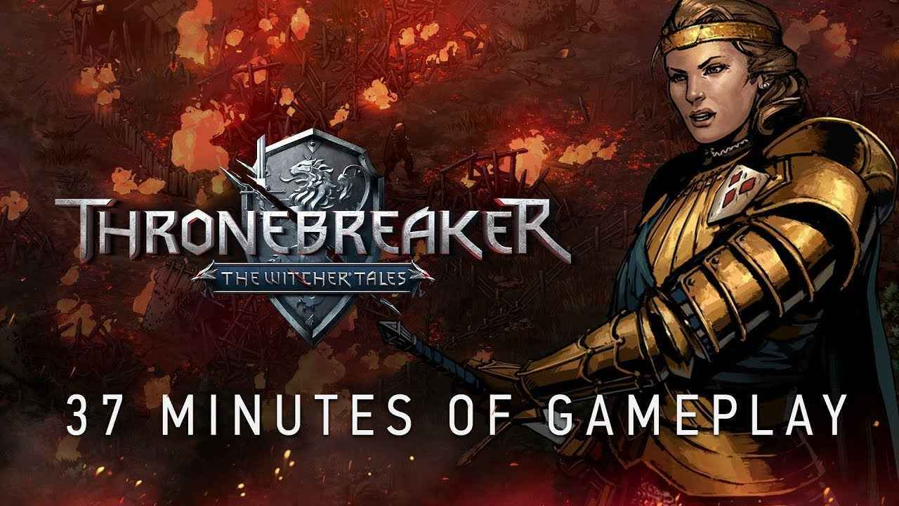 Thronebreaker: The Witcher Tales si è mostrato in un nuovo gameplay