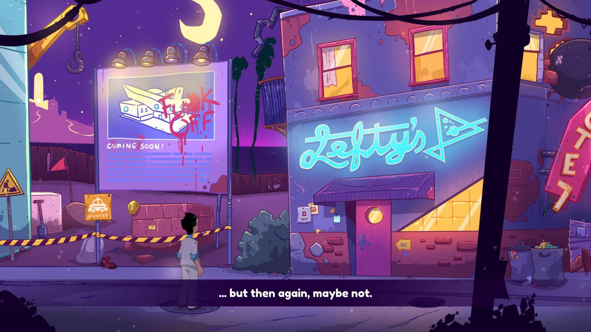 Leisure Suit Larry: Wet Dream Don't Dry