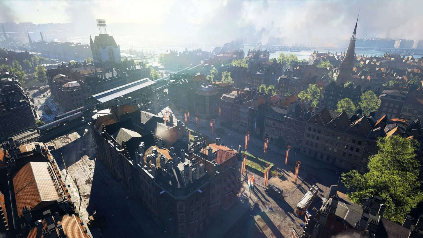 Battlefield 5: trapelata in un video la modalità Battle Royale Firestorm
