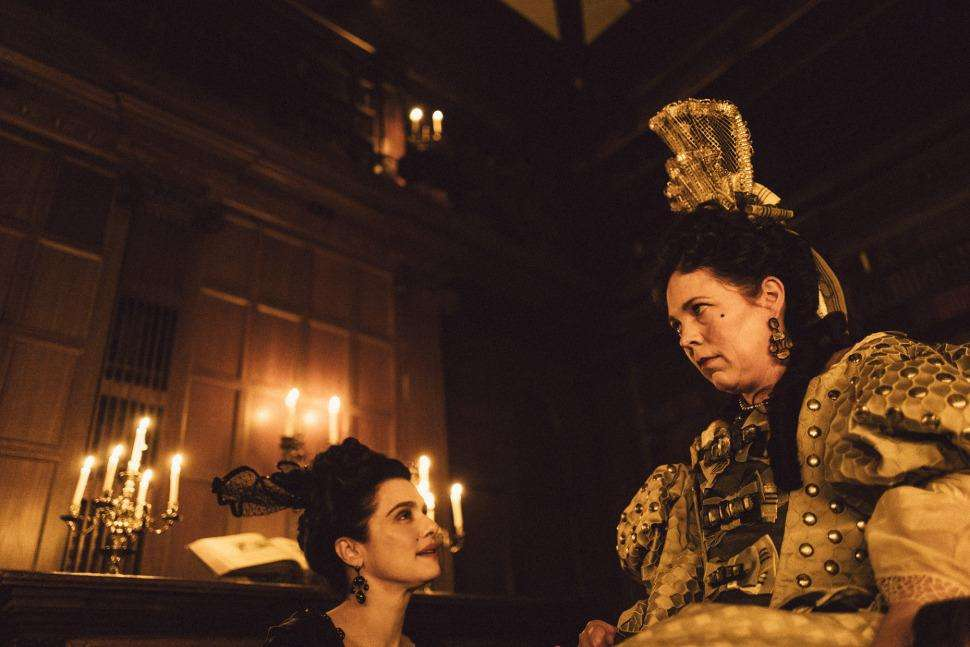 The Favourite di Yorgos Lanthimos